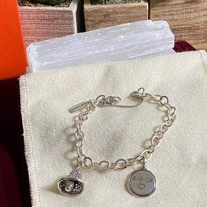 James Avery Charm Bracelet w/charm ✨💛😊